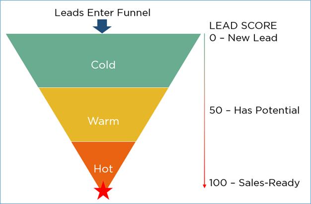cold warm hot market